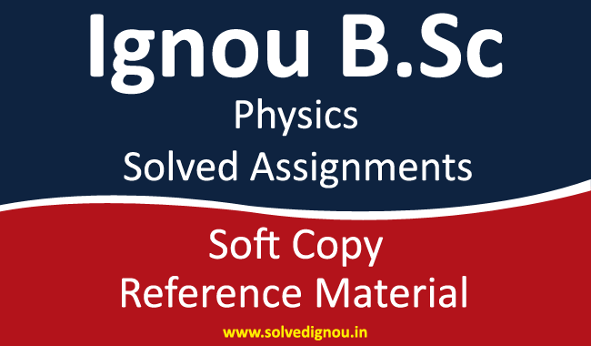 Ignou PHE Solved assignments