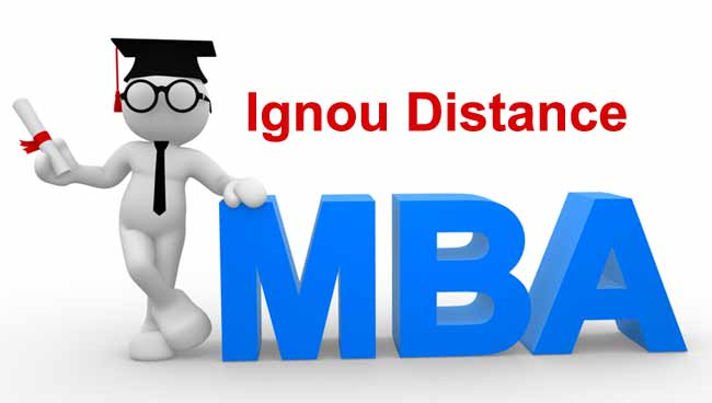 Ignou MBA admission